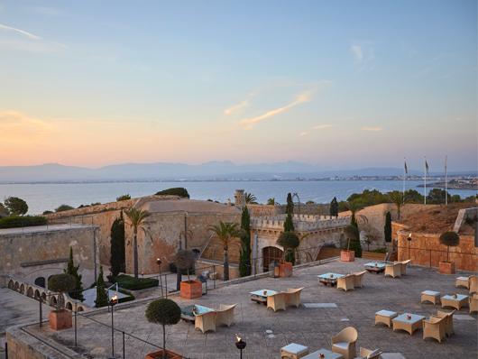 La Fortaleza, le luxe de la cuisine méditerranéenne.